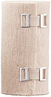 ACE Elastic Bandage with Clips, 4 Inches