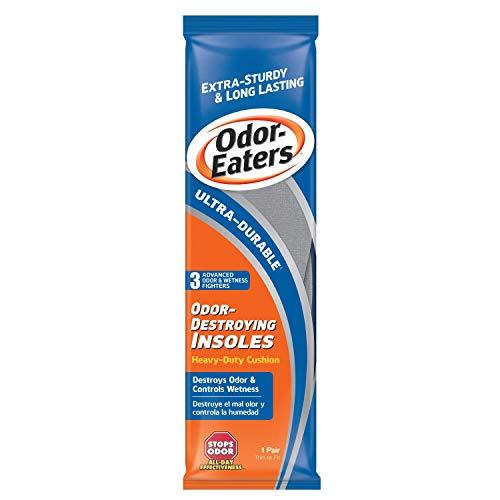 Odor-Eaters Ultra-Durable, Heavy Duty Cushion Insoles, 1 Pair (285791)