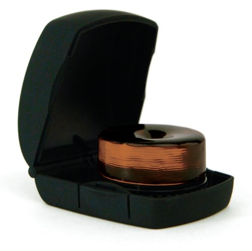 D'Addario Kaplan Premium Rosin with Case, Dark - KRDD