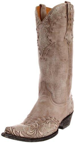 Old Gringo Women's Erin Western L640 Boot,Bone,9 B US