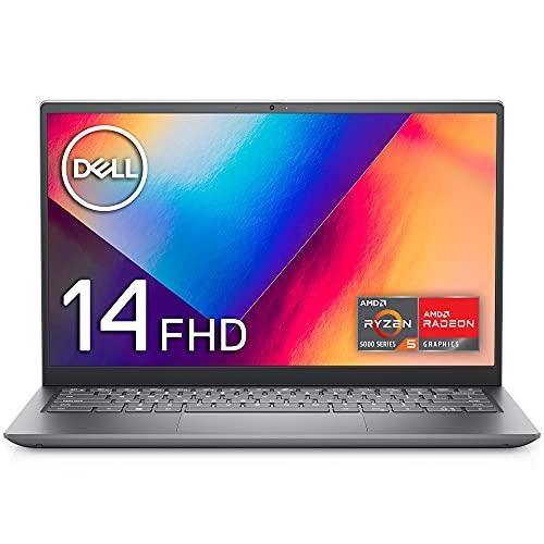 Dell モバイルノートパソコン Inspiron 14 5415 シルバー Win10/14FHD/Ryzen 5 5500U/8GB/256GB SSD/Webカ...