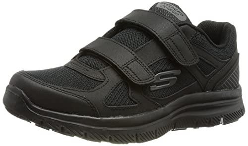 Zapatillas Deportivas Mujer Negras Sin Cordones Marca Skechers
