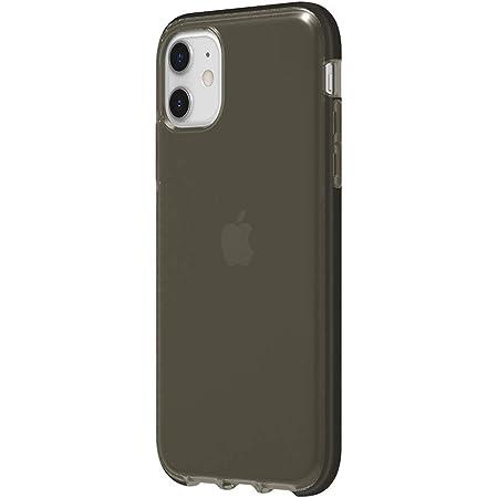 Griffin Survivor Clear Case Military Standard For Apple Iphone 11 6 1 Inch Black Thin Design I Shock Absorbing Corners I Qi Compatible Mobile Phone Case Transparent Gip 024 Blk Elektronik