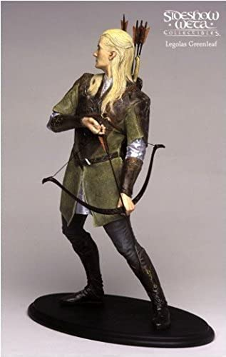Legolas Grünleaf Figure from The Fellowship of the Ring by Sideshow
