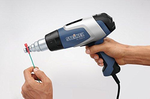 Steinel Lötreflektordüse, Zubehör für Heißluftgeräte, zum Löten und Schrumpfen von Lötmuffen und Schrumpfschläuchen