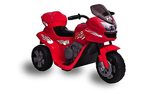 Biemme Moto Elettrica Sprint BK con Luci e Suoni 6 Volt 1005 / BK