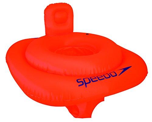 Speedo Kinder Accessoires Schwimmsitz Schwimmhilfe, orange, 0-12