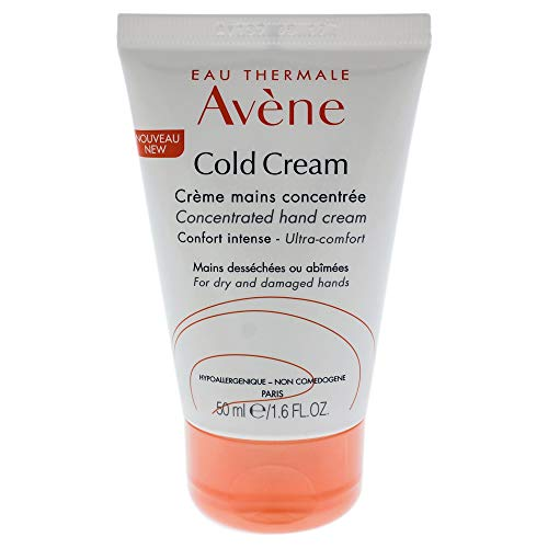 Avène Cold Cream - Crema de manos, 50 ml