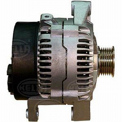 Preisvergleich Produktbild HELLA 8EL 732 900-001 Generator,  14V / 120A,  Keilrippenriemenscheiben-Ø: 49mm