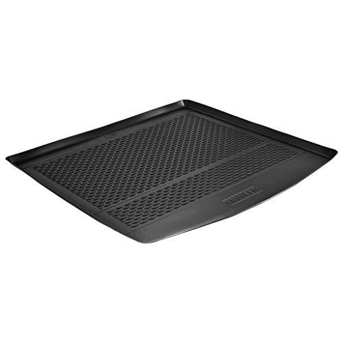 UnfadeMemory Kofferraummatte Gummi Kofferraumdecke Kofferraumschutz Matte Auto Kofferraum Matte Fahrzeugmatte mit Schutzkanten (für Kia Proceed (2019-))