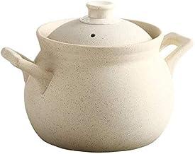 Praktisch Braadpan schotels klei potten braadpan-braadpan stoofpot pot keramische pot soep pot huisvrouw open vlam hoge te...