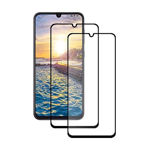 Compatibile con Vetro Temperato Samsung Galaxy A50/A30/M30, Samsung Galaxy A50/A30/M30 Screen Pellicola Protettiva, Pellicole Protettive in Vetro Temperato per Samsung Galaxy A50/A30/M30 .[2 Pacco]