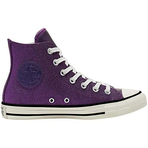 Calzado Deportivo para Mujer, Color Morado (ICONVIOLET), Marca CONVERSE, Modelo Calzado Deportivo para Mujer CONVERSE Chuck Taylor All Star - HI Morado
