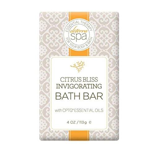 doTerra Citrus Bliss Invigorating Bath Bar 4 Oz