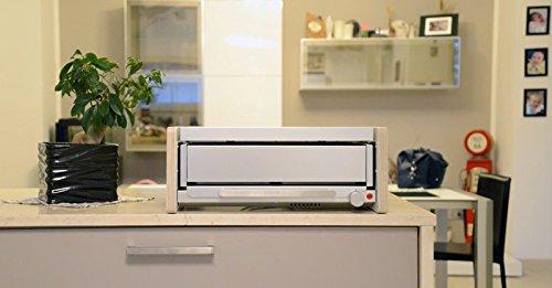 PEPEGRILL ONE - il grill elettrico da appartamento - colore marrone