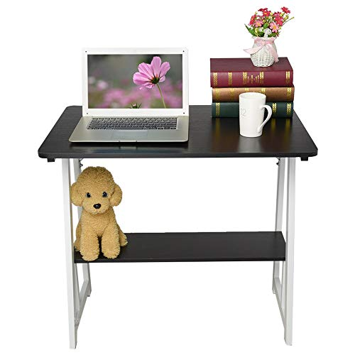 Learn More About GOTDCO. Home Lifted Computer Desk,Portable Notebook Stand with Folded Desktop,Lazy ...
