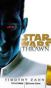 Star Wars Thrawn  novela   Star Wars  Novelas   Spanish Edition