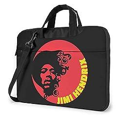 Jimi?Hendrix ジミ・ヘンドリックス ノートパソコンバッグ パソコンバッグ 鞄 インナーバッグ タブレット 収納 パソコン用 ショルダーバッグ多機能 防水 肩掛け 手提げ レディース 人気 シンプル 通勤 ビジネス