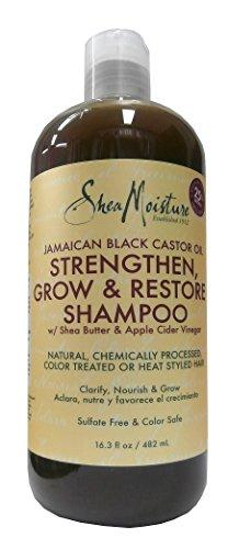 Shea Moisture Jamaican Black Castor Oil Strengthen Grow & Restore Shampoo 482 ml