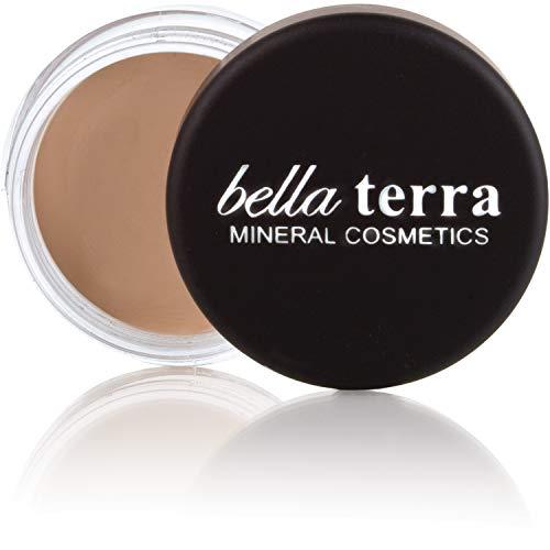 Bella Terra Eye Primer | All-day Eye Shadow Base |Eyelid Concealer for Dark Circles and Veins | Fragrance-Free for Sensitive Skin (.32 ounce)