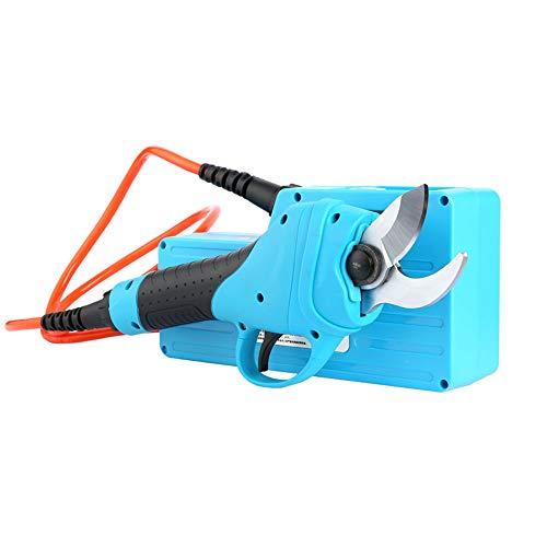 Scissors Tijeras de Metal Tijeras de podar eléctricas batería de Litio podadora inalámbrica jardín máquina de podar de árboles frutales Mochila de Mano potentes Tijeras