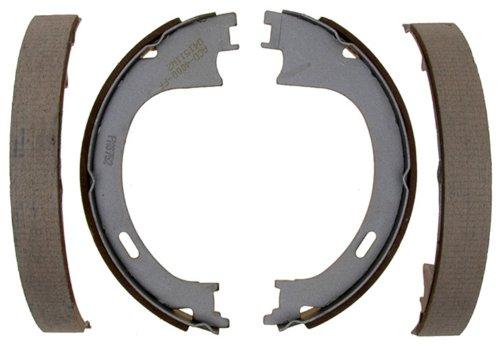 ACDelco Advantage 14752B Bonded Rear Parking Brake Shoe