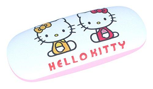 'Super Gafas funda para niños'Hello Kitty como Zwilling con bisagra de metal