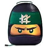 Lego Bolsa Termica Porta Alimentos, Ninjago Mochila Nevera 3D, Bolsa Isotermica para Colegio Guarderia Viajes, Regalos Originales para Niños