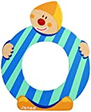 JANOD - Lettre Clown O