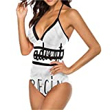 Adorise - Juego de traje de baño de corredor Chopper Road ideal para fiesta en la piscina Multi 22 M