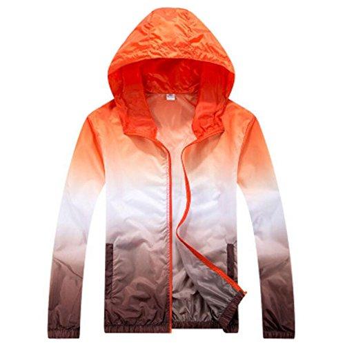 Black Temptation Sun Protective Vêtements Femme vêtements Longs T-Shirts Manches Veste Raincoat