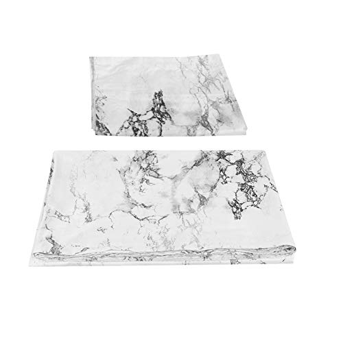 zcyg Juego de funda de edredón, juego de cama de mármol impreso, funda de edredón de poliéster, funda de edredón de 150 x 200 cm, funda de edredón y 1 funda de almohada