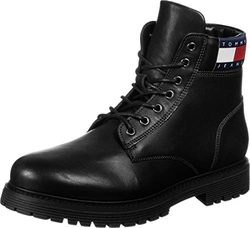 Tommy Jeans Leather Heritage schoenen