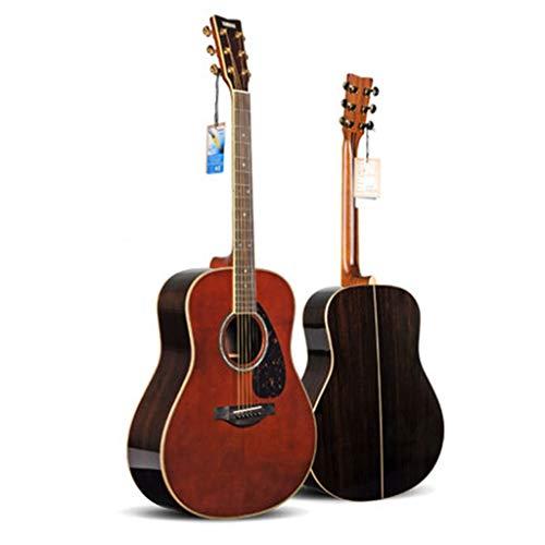 Muziekinstrumenten gitaar elektrische gitaar Yamaha LL16DT zijn Folk Board Electric Box beginners leerlingen mannen en vrouwen 41 inch gitaren