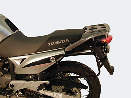 Hepco&Becker Portaequipajes lateral atornillado – negro para Honda XL 650 V Transalp a partir de 2000