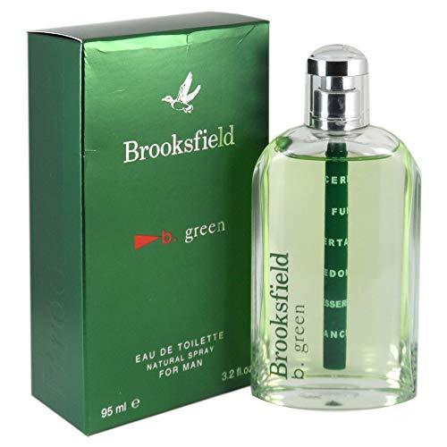 95 ml Brooksfield - B.Green B Green for Man Eau de Toilette EDT Spray