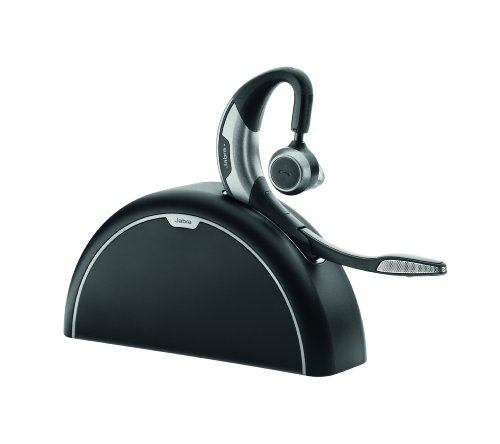 Jabra Motion UC with Travel & Charge Kit MS Wireless Headset/Music Headphones Black
