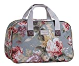 Florence Happy @ England - Bolso de asas para mujer multicolor Spring Garden L