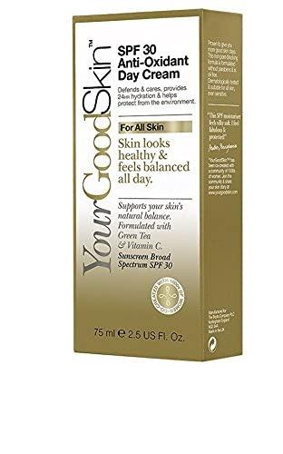 3.  SPF 30 Anti-Oxidant Day Cream