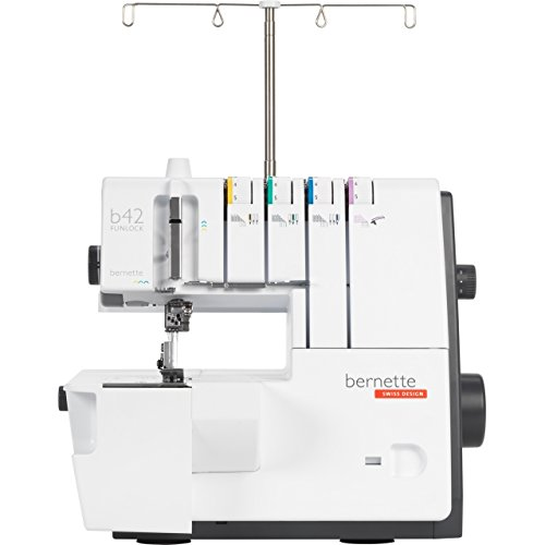 Bernette B42 Coverstitch Overlock Serger