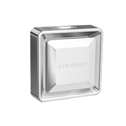 Steamist Steamhead, Square, Polished Chrome