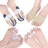 Bunion Corrector & Bunion Relief Kit - Cure Pain in Big Toe Joint