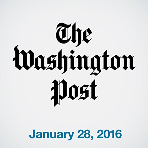 Top Stories Daily from The Washington Post, January 28, 2016 copertina