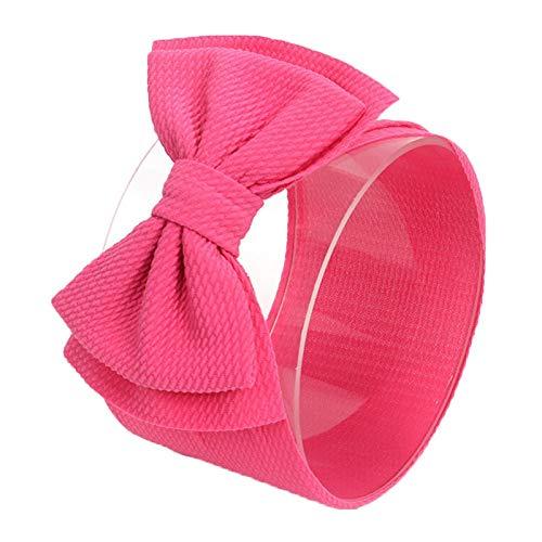 ONETOTOP 3pcs Ancho de la niña de Vendas Preciosas arquea Hairbands for...
