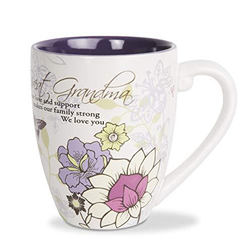 Pavilion Gift Company Grandma Coffee Cup, 20 oz
