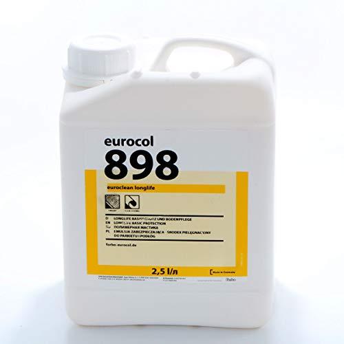 eurocol 898 Euroclean Longlife 2,5 Liter Parkettpflege