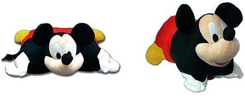 Disney Mickey Mouse Pillowtime Pal Kids Soft Plush Comfy Stuffed Friend
