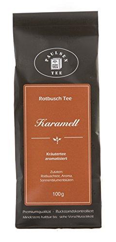 Paulsen Rotbuschtee Karamell 100g (34,90 Euro / kg)