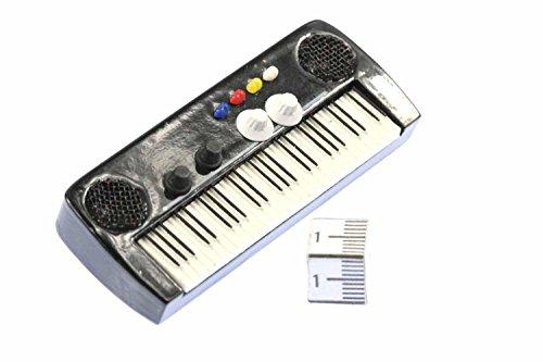 Miniblings Teclado de Piano Piano electrico Broche de organos Pin - Hecho...