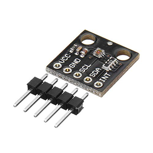 XUQIANG Lidinim 3PCS -29125 ISL29125 RGB Sensor de luz de Color Rojo Verde Azul Módulo de Sensor de luz de Tres Colores Traje de módulo